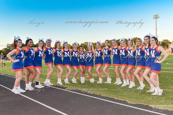 Cheerleaders @ Lafayette 5 Oct 2018