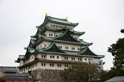 Nagoya Castle 2019