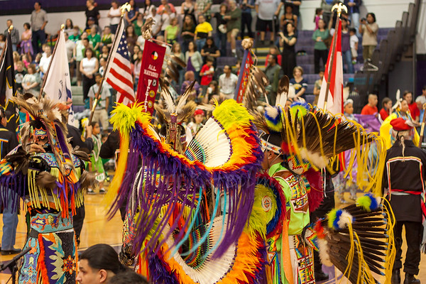 Dance for Mother Earth Powwow 2012
