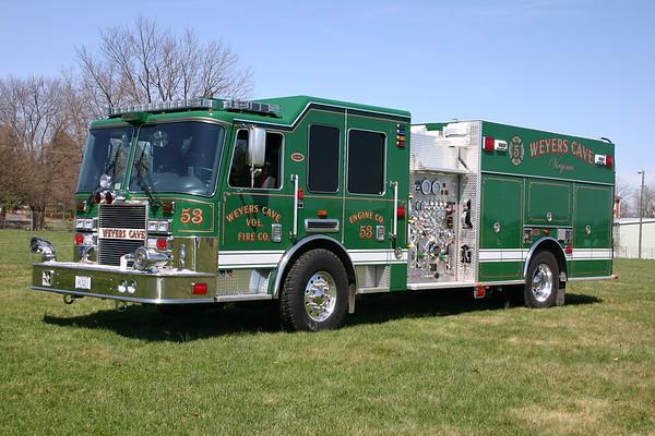 Company 5 - Weyers Cave Fire Company