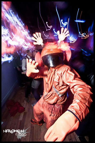 dj subvert at shambhala village stage deceptikon masks 2010-51.jpg