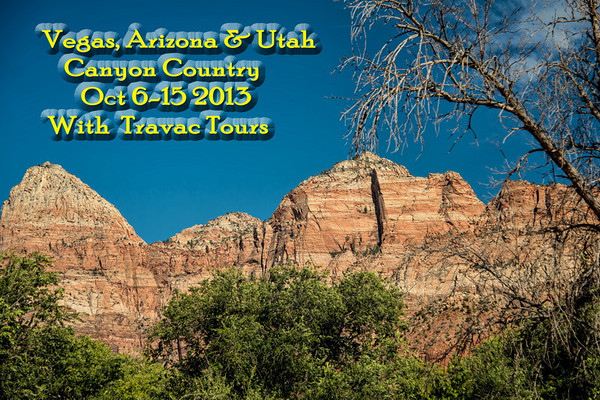 Arizona_Utah_Nevada Bus Tour Oct2013