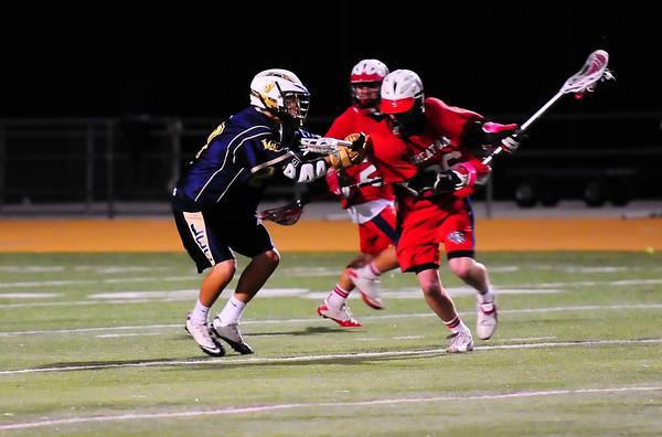 LCC JVA Lacrosse vs. Great Oak