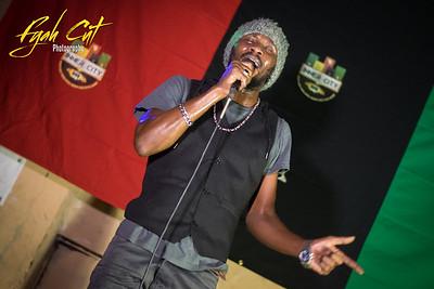 Natty King live Inner City Dub, Kingston