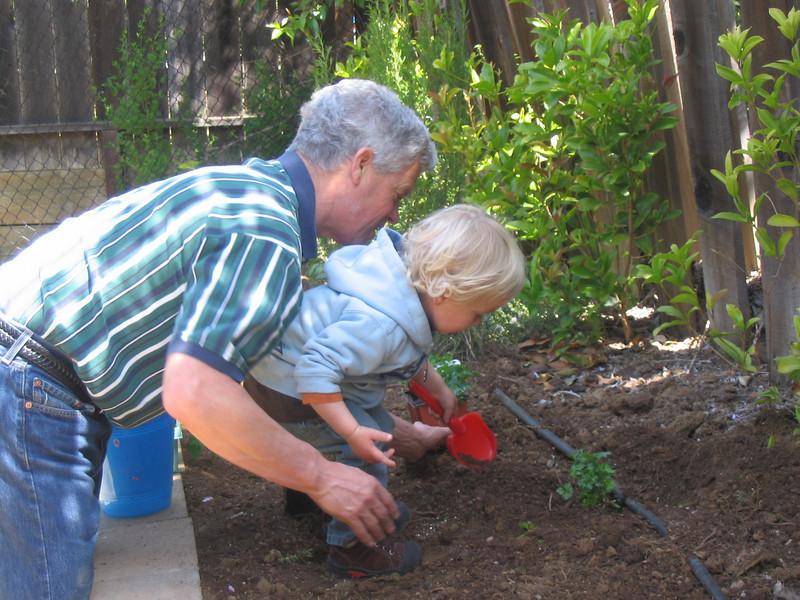 Nonno and Connor Plant Garden 001.jpg