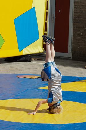 Circus op het Koloriet 2012 (groep 2)
