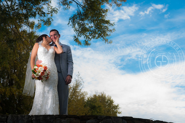 Jenny and Patrick, Downingtown Country Club by Gino Guarnere Photography
