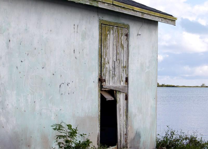 Fish fry shack