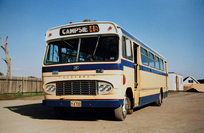 Greenacre Bus Co. - Greenacre NSW