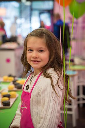 Sparkleville Rylee's 8th Birthday January 2015