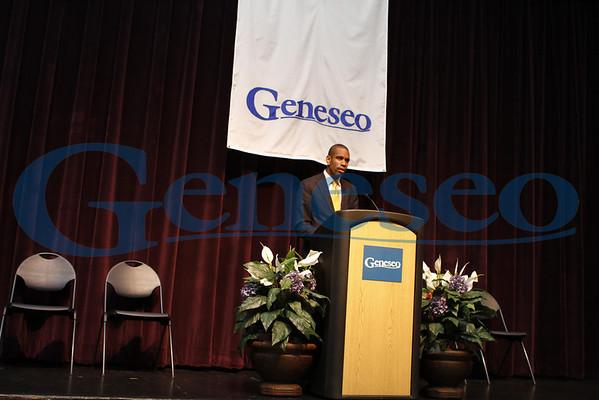 Malik Evans - Distinguished Speaker Series