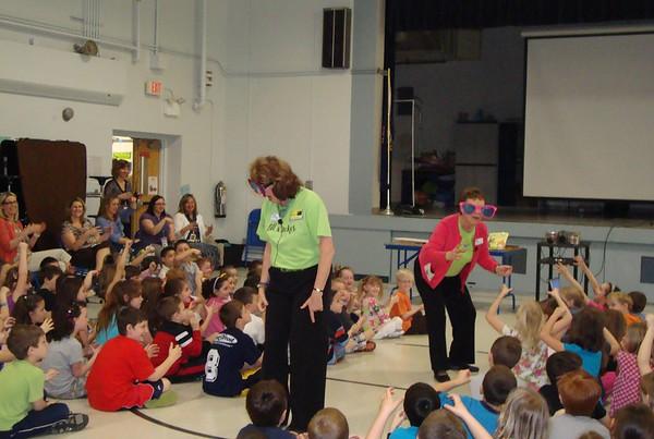 """Pollard School """"Bucket Fillers"""" Event"""