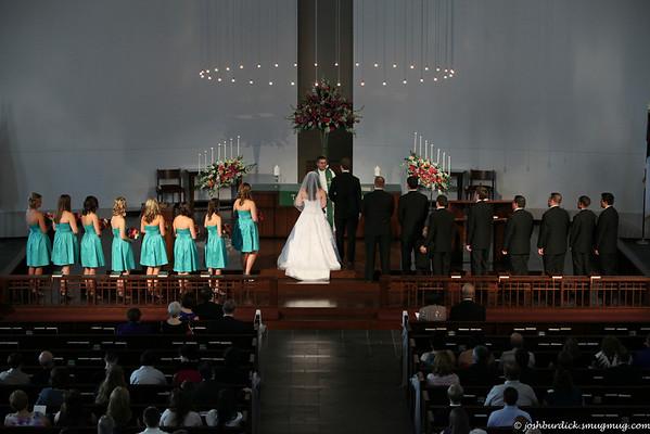 Burdick-Ritter Wedding