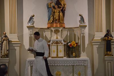 Ascension Thursday St Gianna Oratory Tucson AZ