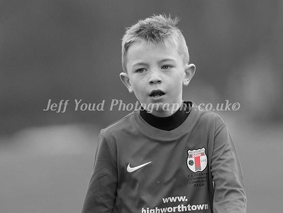 HTJ U7C  v  CROFT JUNIORS  U7 RED