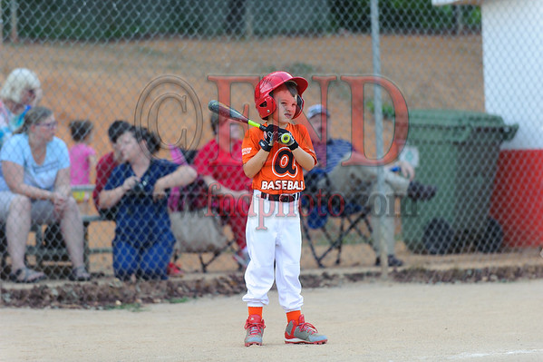 8U All-Stars Arcadia vs Fairgrove