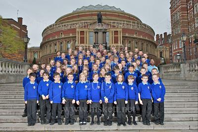 Barnardos Concert Royal Albert Hall 6-11-12. Group shots