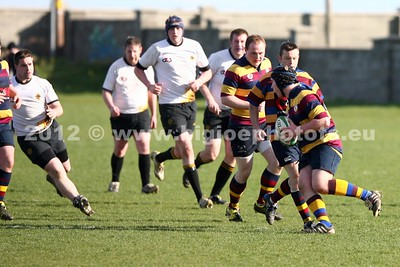 Rugby Skerries V Garda