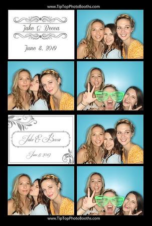 Jake & Becca's Wedding