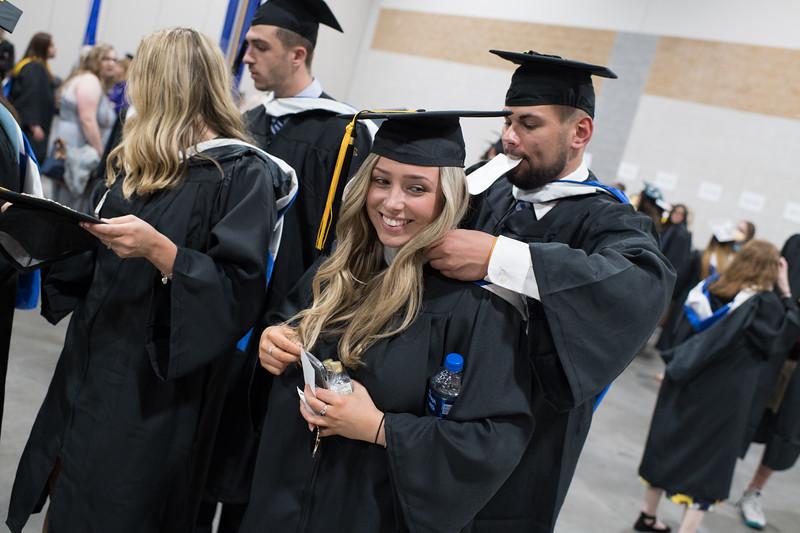 2019 Undergraduate Commencement