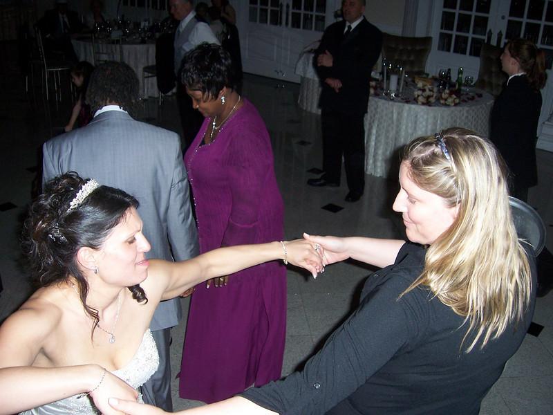 Dancin the night away!