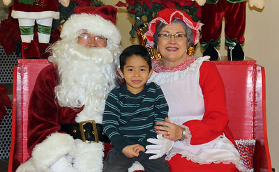 SISD Holiday Open House