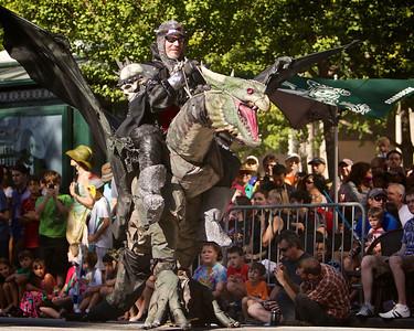 Dragon*Con Parade Sep 1, 2012