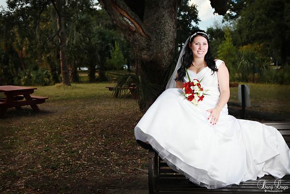 Andrea M Bridal Portraits