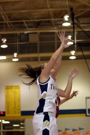 Tri-West v Bethesda Christian Girls Basketball