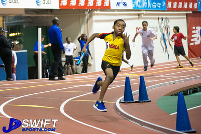 Millrose Games Trials @ The Armory (1.15.14)