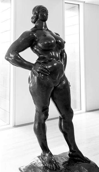 Gaston Lachaise: Standing Woman