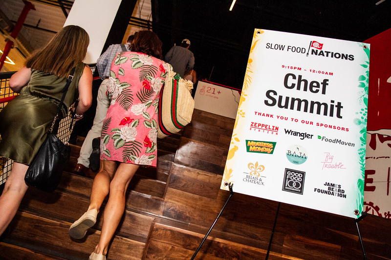 Slow Food Nations Chef Summit