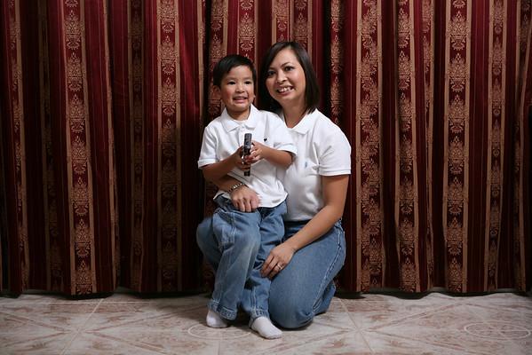 Phan Family Christmas 2008