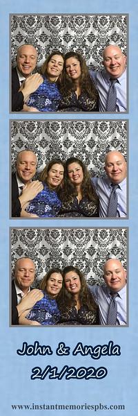 John & Angela's Wedding