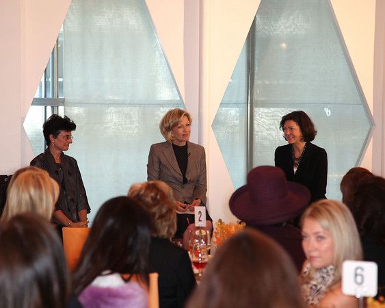 The New York Women's Foundation Luncheon _October 13, 2010