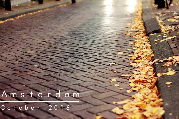 Amsterdam - October 2016