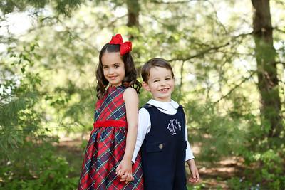 Flowers Kids- Christmas Outfits