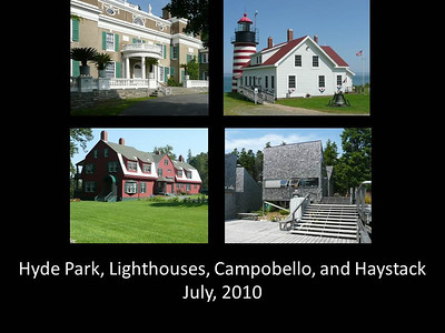 2010 Hyde Park Campobello and Haystack