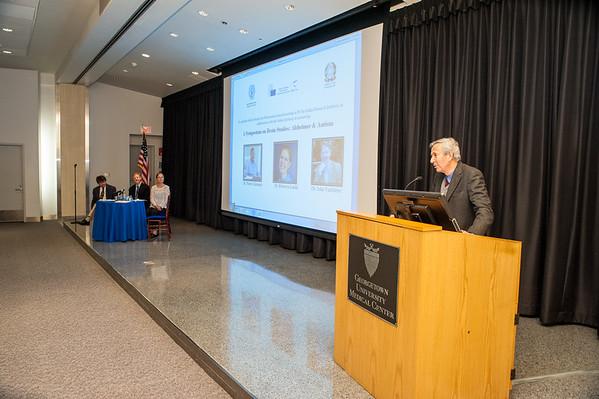 Georgetown Brain Symposium