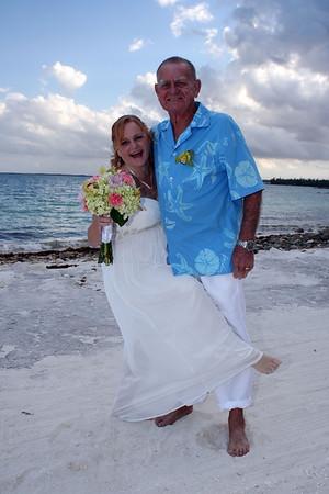 Norman & Penny | Destination Wedding | Abaco Beach Club & Winding Bay | Abaco, Bahamas