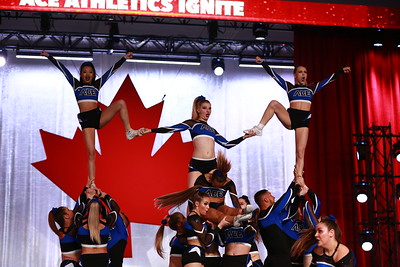 ACE Athletics  Ignite - Worlds Face-Off Level 5
