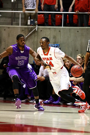 U of U Men's Basketball vs Grand Canyon • 11-21-2013