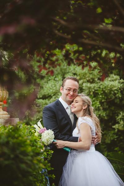 Becca and Daniel's Wedding