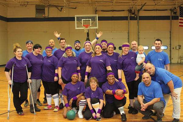 DJ's VS Photo Booth Dodge Ball Tournament