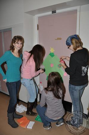 2009 Christmas Door Contest