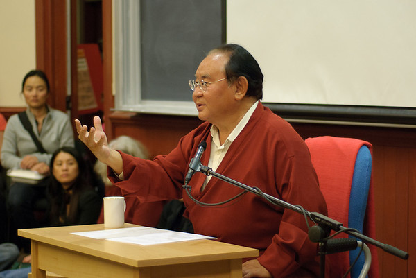 Sogyal Rinpoche Wednesday