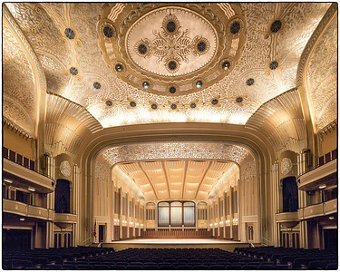 Severance Hall - Cleveland