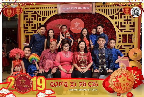190205 | Gong Xi Fa Cai Gapuraprima Group 2019