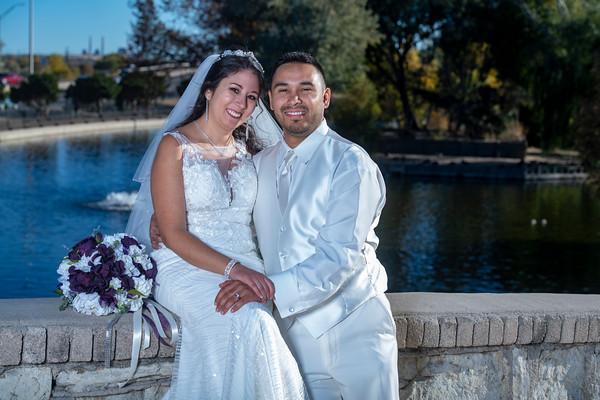 Isaac and Desiree Hernandez Wedding 10/26/19