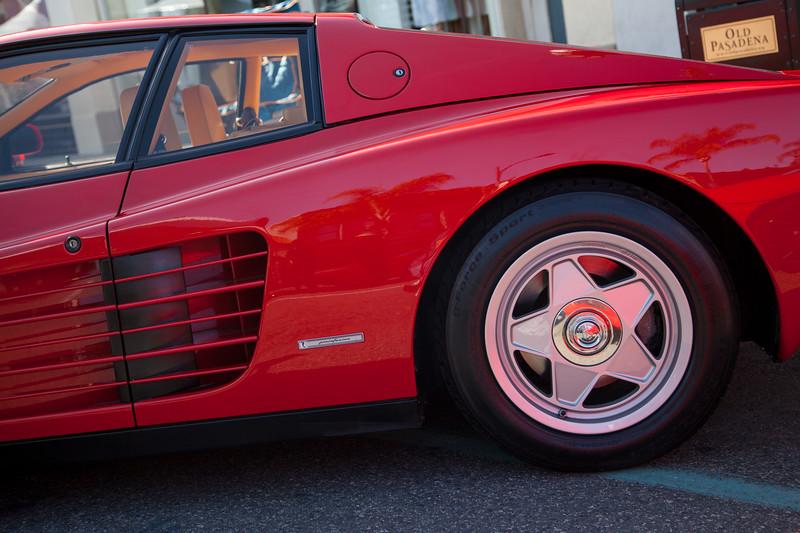 1986 Ferrari Testa Rossa